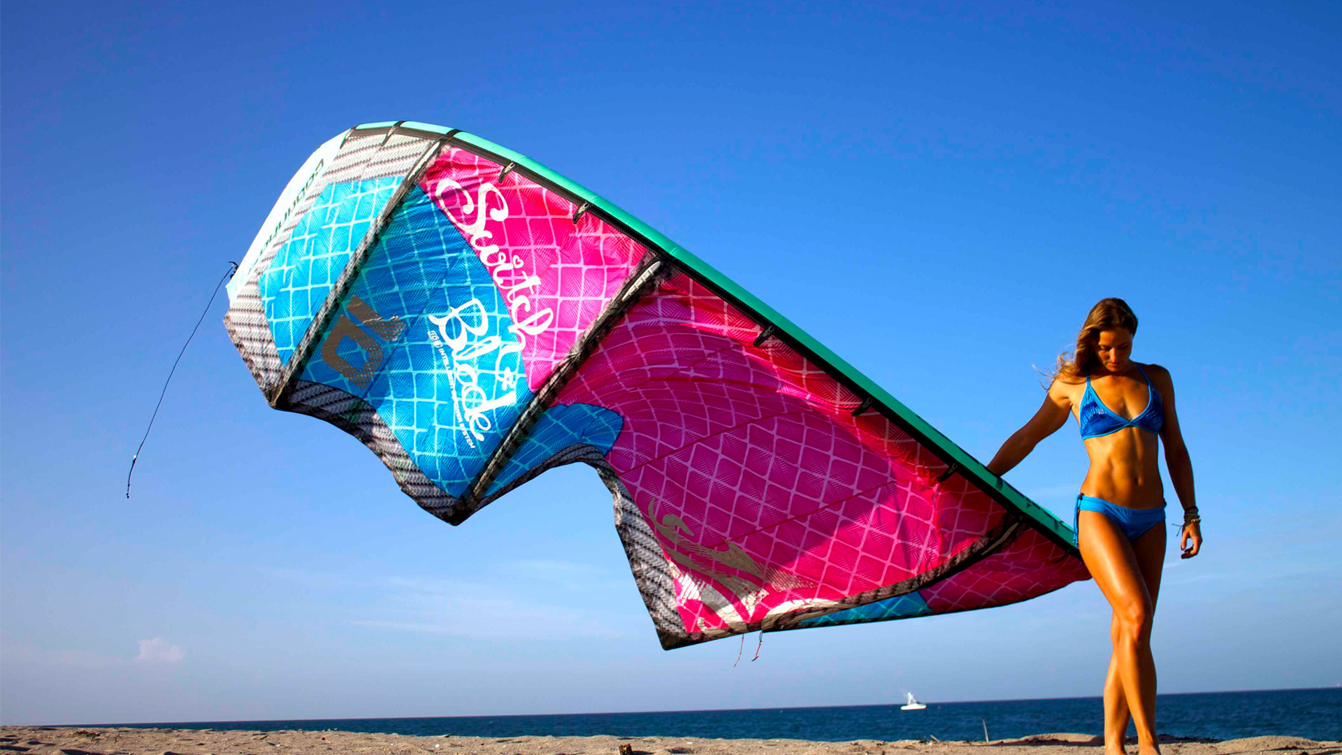 Download Kite Chick Wallpaper Melissa Gil With The Cabrinha