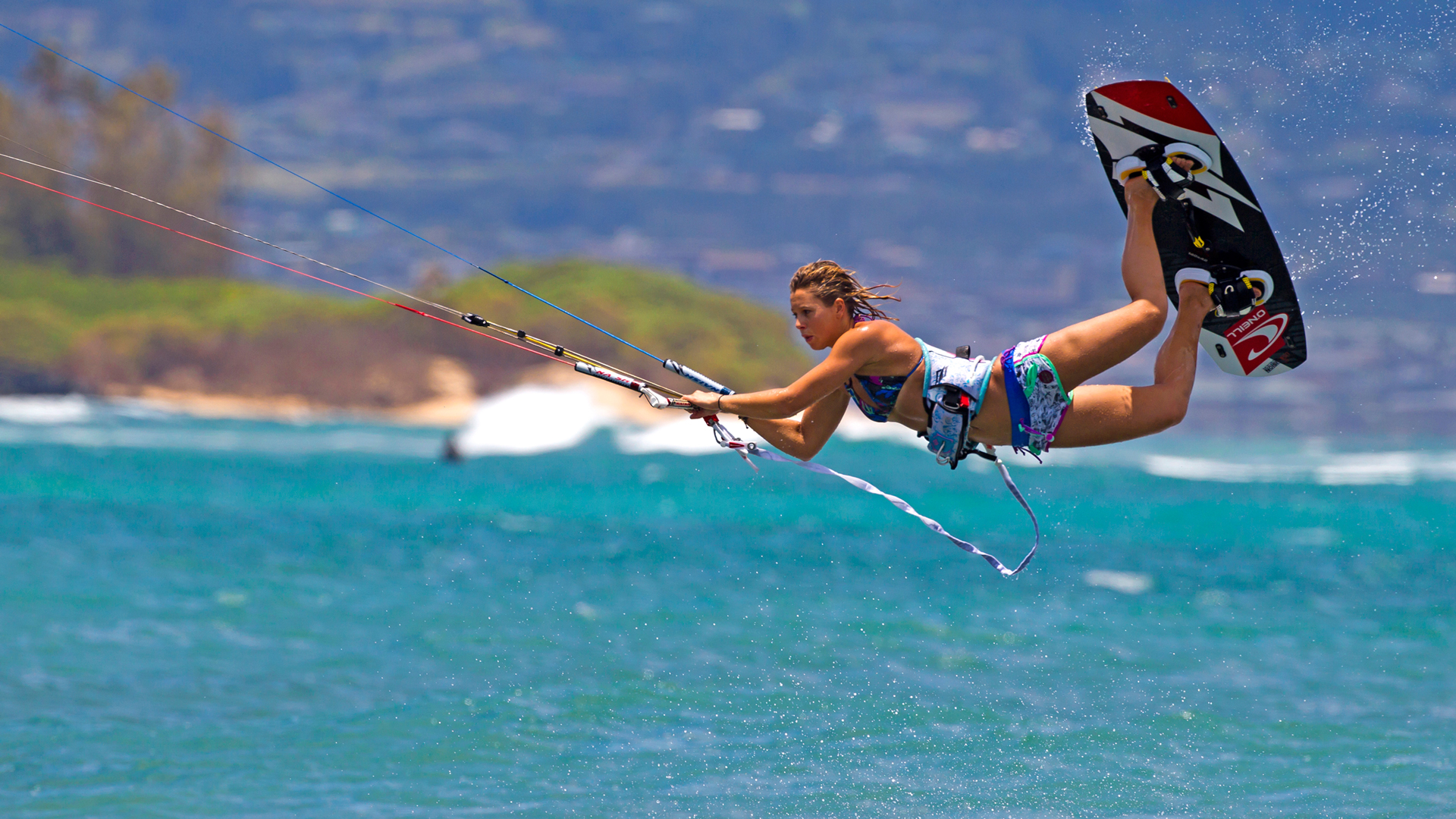Kitesurfing Wallpaper Gear Kite Board Logo Pictures Miami Lessons