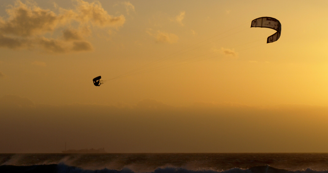 Big Air Kiteboarding photo