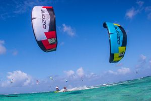 Freeride kitesurfing wallpapers