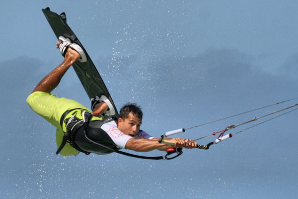 Browse wake style kitesurf wallpapers